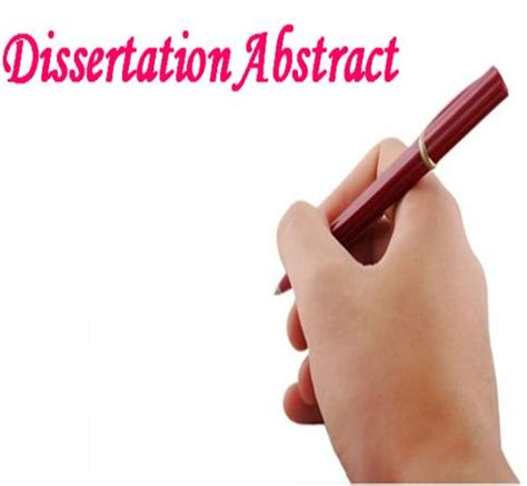 Dissertation Acknowledgements: Examples and Information